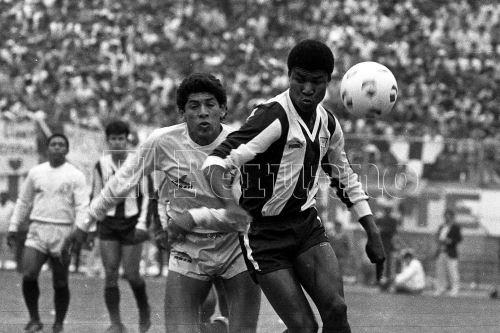 """Alianza Lima: El """"Potrillo"""" Luis Escobar hubiera cumplido hoy 50 años."""