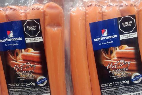Alimentación saludable: Estos son algunos de los productos alimenticios etiquetados con octógonos