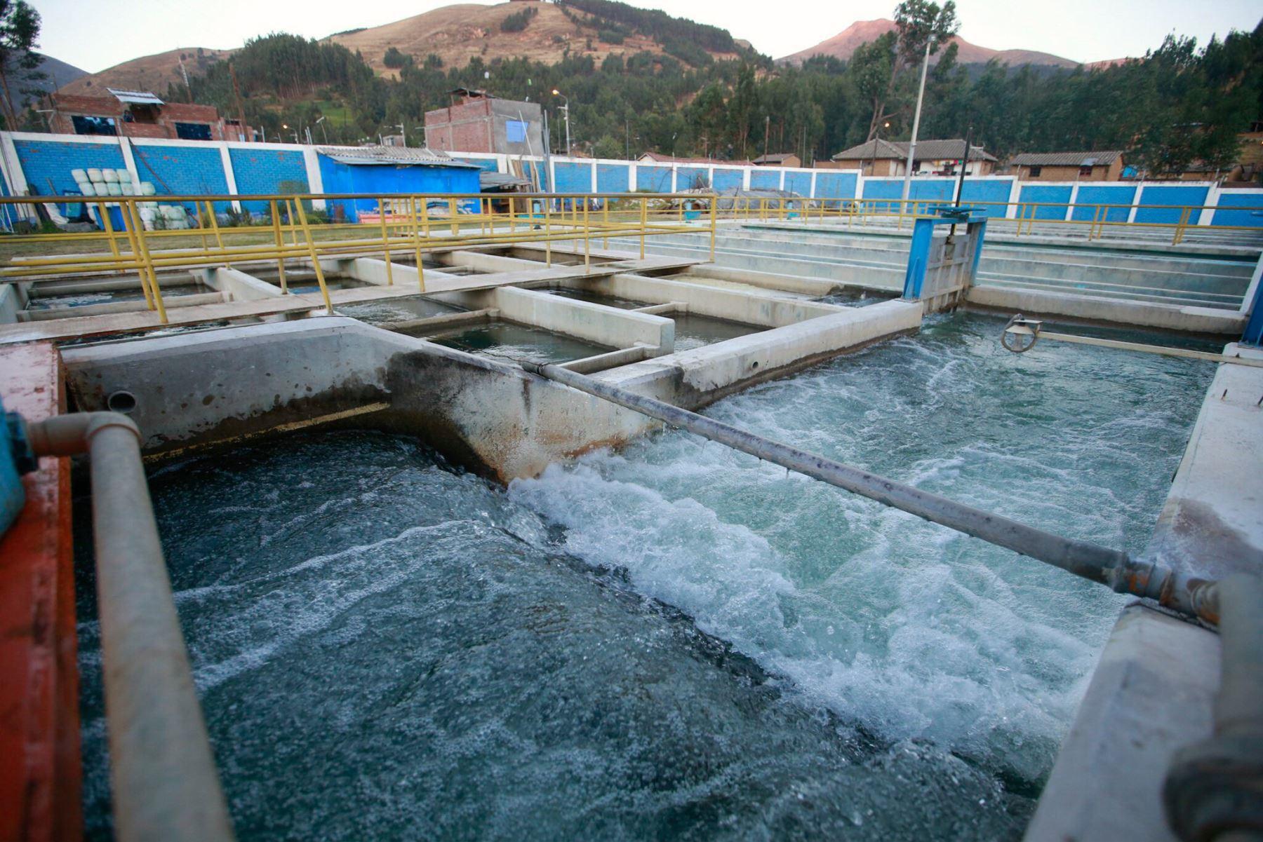 EPS Barranca invertirá más de S/ 25 millones para mejorar servicio de agua potable y alcantarillado en provincia limeña de Barranca. ANDINA/Archivo