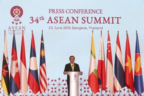 Primer ministro de Tailandia, Prayut Chan-ocha. Foto: EFE