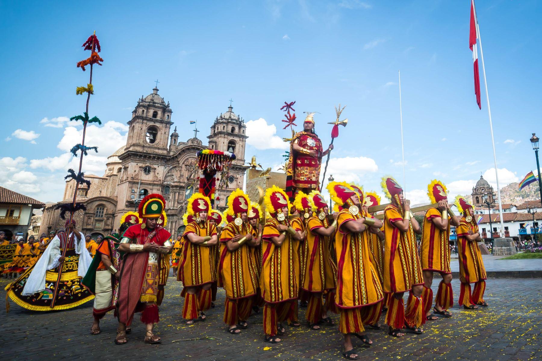 Durante la extirpación de las idolatrías, en 1532, el virrey Toledo la prohibió por considerarla una ceremonia pagana, contraria a la fe católica. Era celebrada a escondidas.Foto: ANDINA/EMUFEC