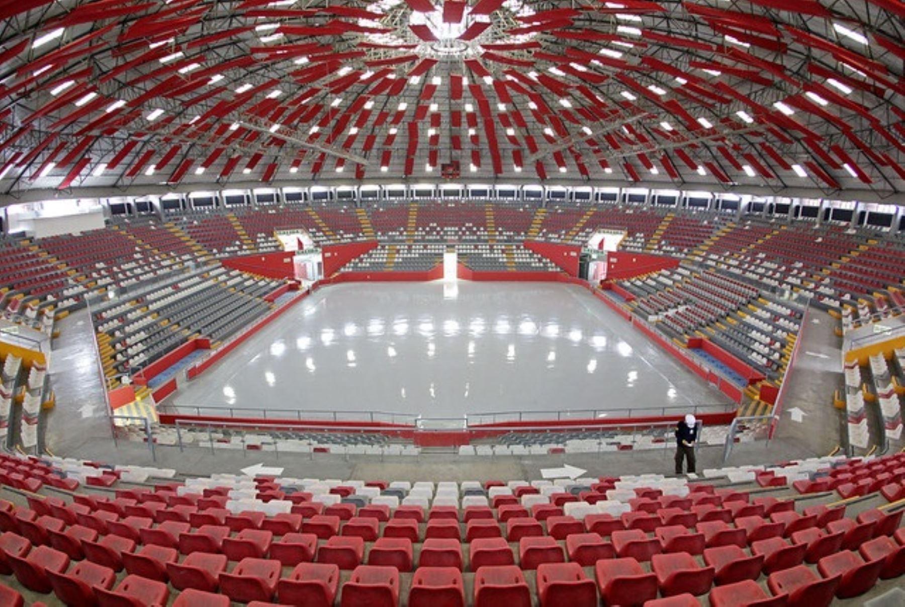 Habilitación de sedes para los Juegos Panamericanos y Parapanamericanos Lima 2019. Foto: Cortesía.