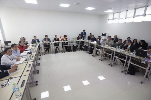 Gabinete Binacional Perú-Bolivia trabajó cuatro ejes temáticos