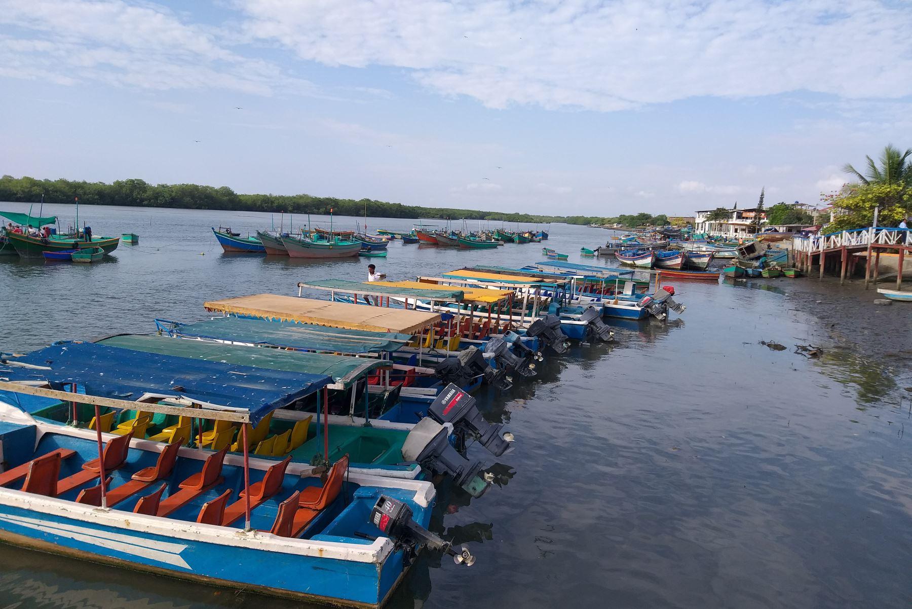 La formalización del transporte marítimo turístico en Tumbes permitirá brindar un servicio óptimo y seguro de traslado a los visitantes.
