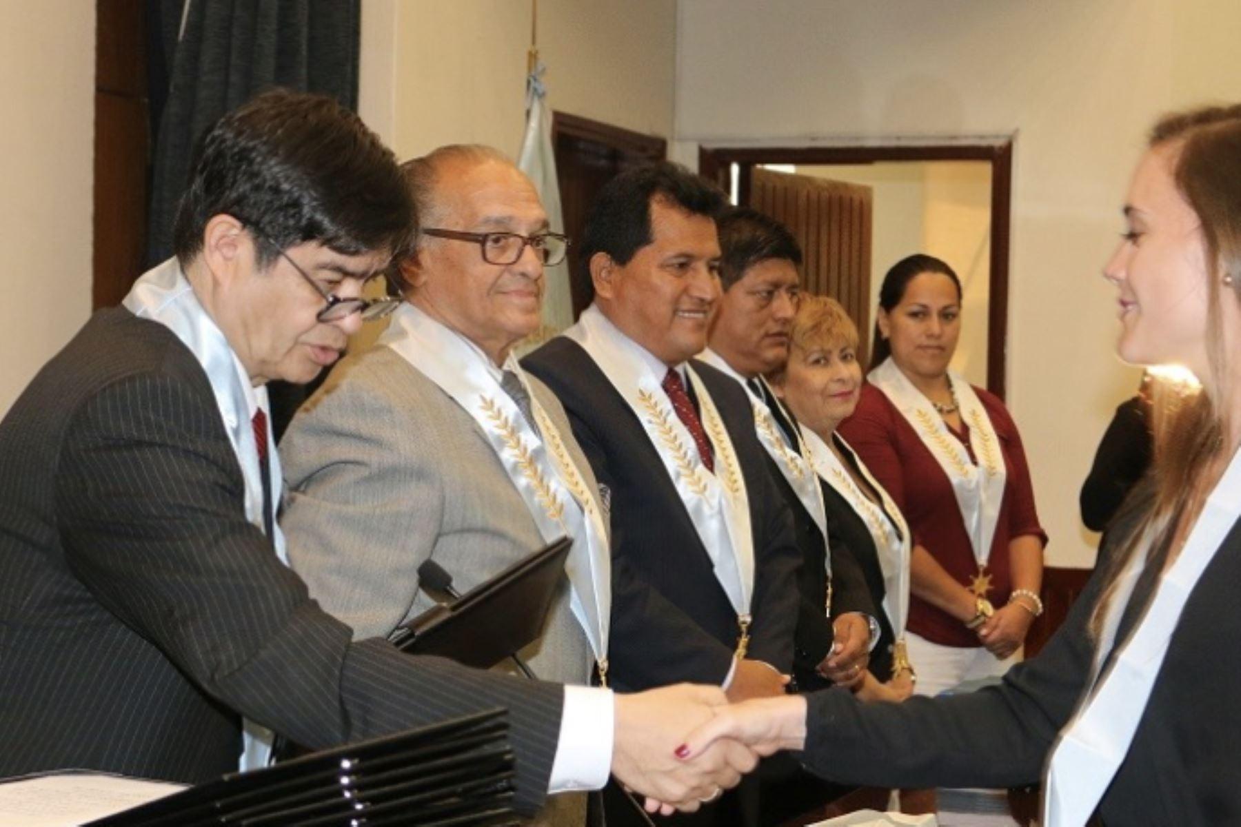 Pedro Patrón Bedoya, elegido miembro de la Junta Nacional de Justicia.
