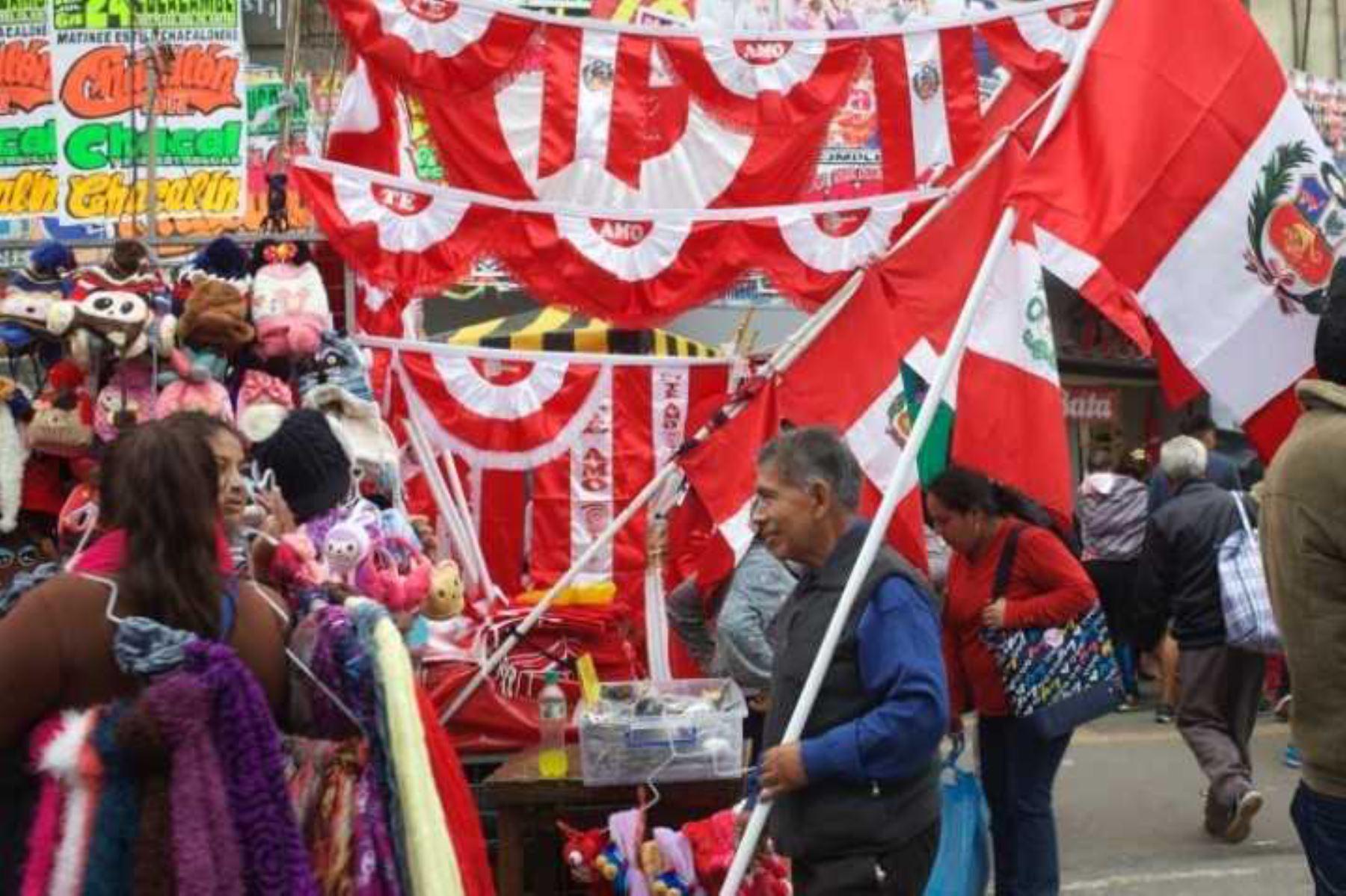 Tips para vender más en Fiestas Patrias. Foto: ANDINA/Difusión.