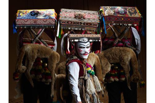 Qoyllur Riti: engalanados para el Señor de la Nieve Brillante de Cusco