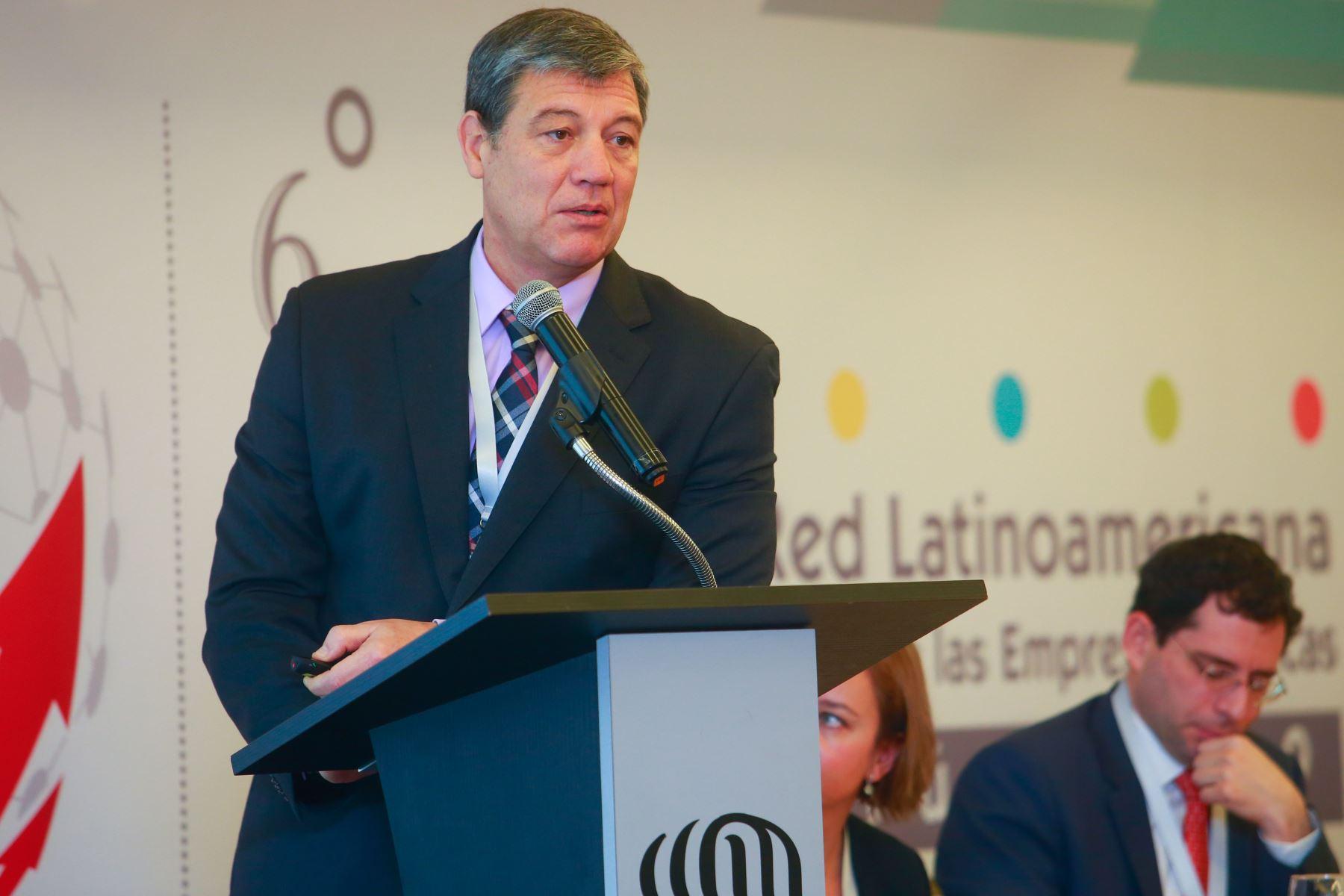 Director ejecutivo del Fonafe, Roberto Sala. ANDINA/Héctor Vinces