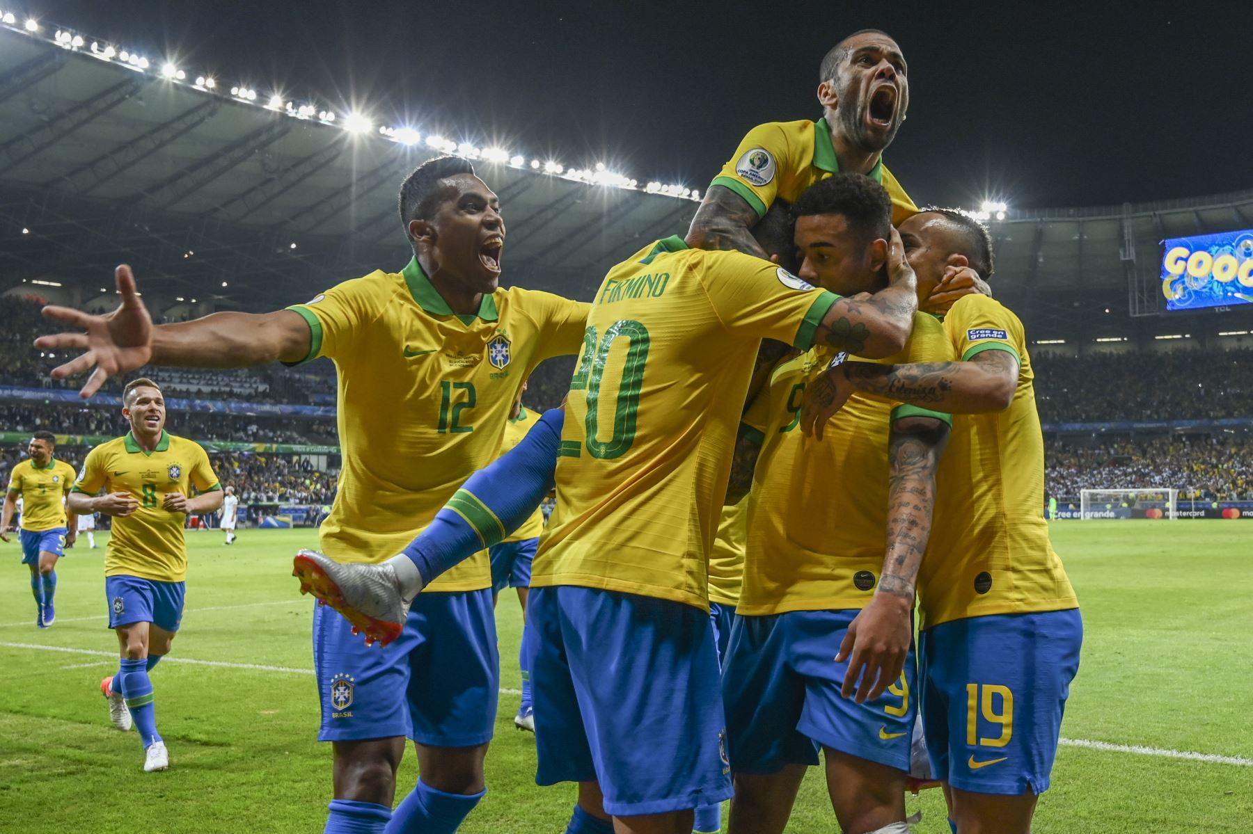 Brasil, el gigante que se pone cerca a su novena corona de América