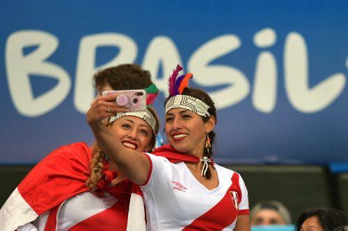 Pase a la final de la Copa América ha generado una mayor demanda de boletos aéreos. Foto: Efe/AFP.