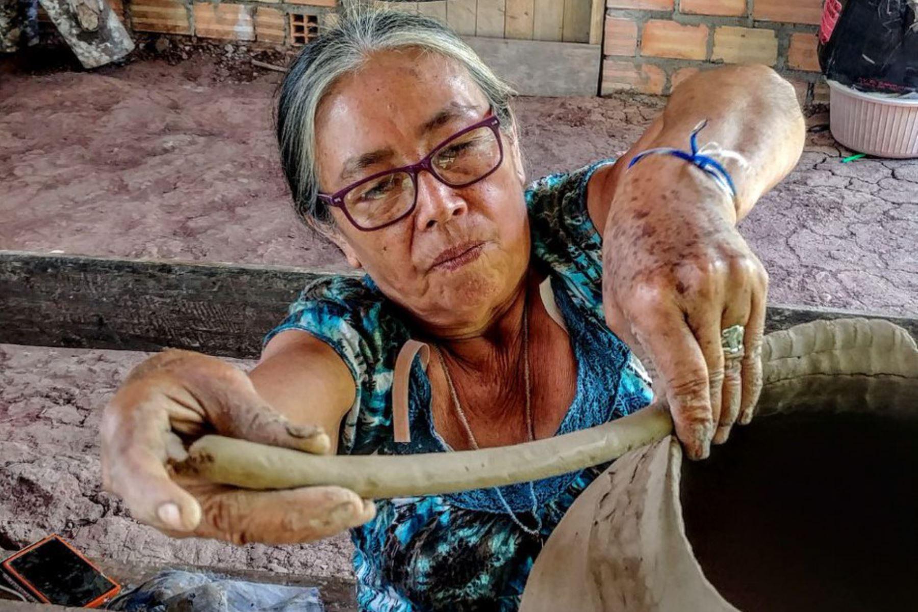 Conoce Chazuta, el pueblo de hábiles artesanos de la región San Martín. Foto: César Chaman