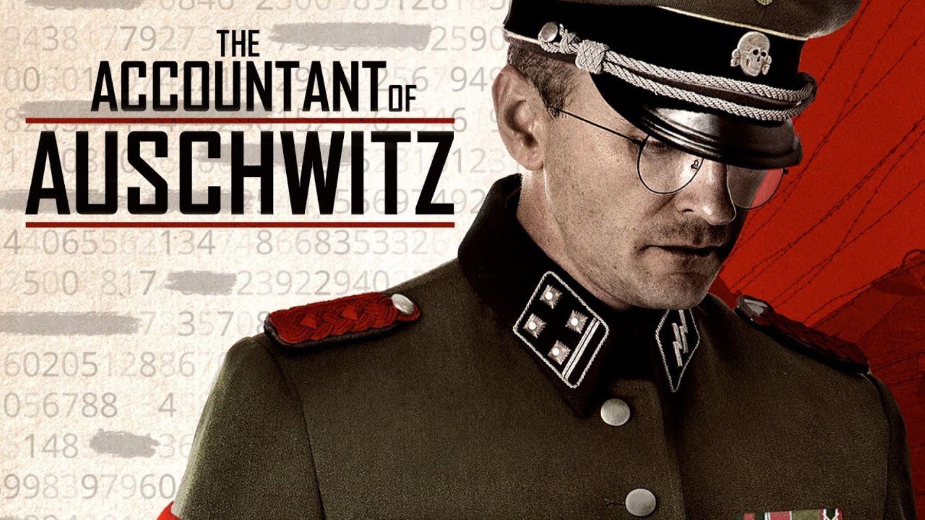 Afiche del documental El contador de Auschwitz