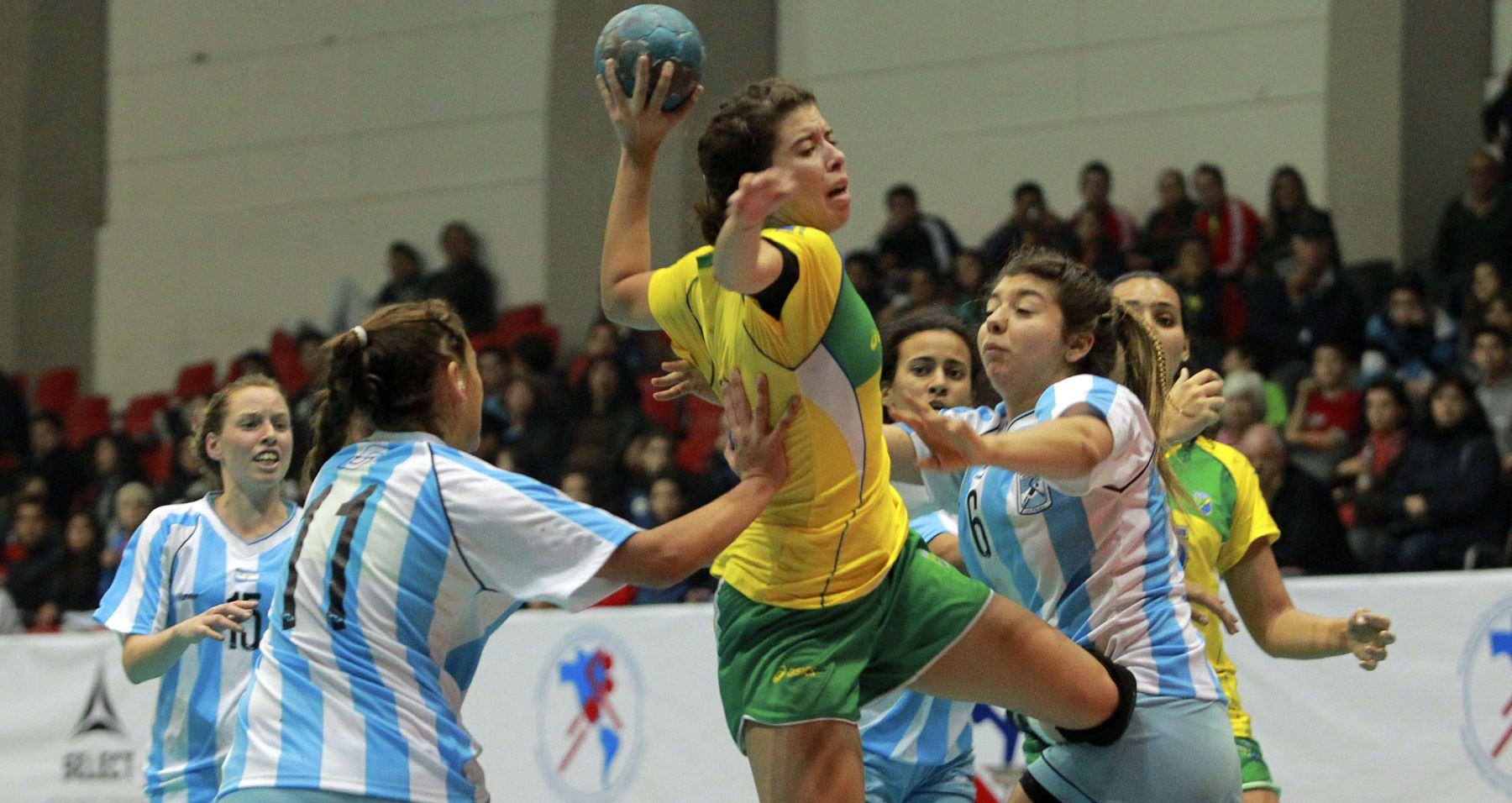 Las damas del balonmano serán las primeras en competir en los Juegos Panamericanos Lima 2019.