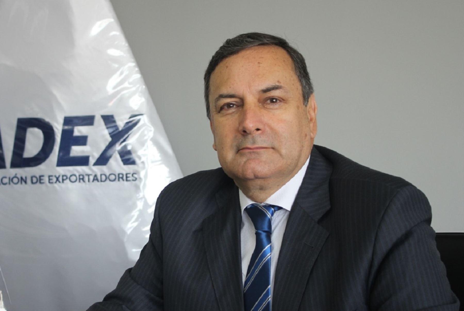 Nuevo titular de Adex, Erik Fischer. Foto: Cortesía.