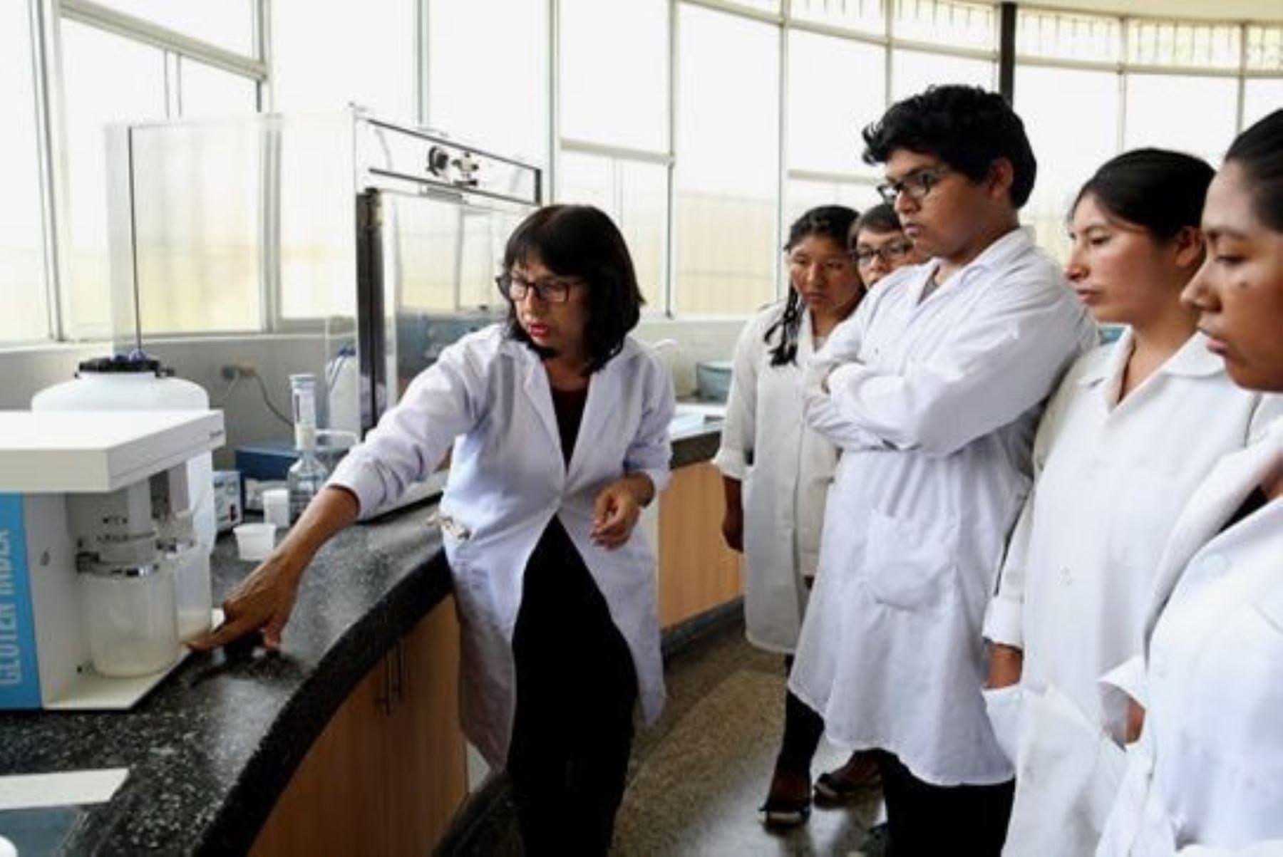 Minedu invirtió más de S/ 1,000 millones en las universidades públicas. Foto: ANDINA/Difusión.