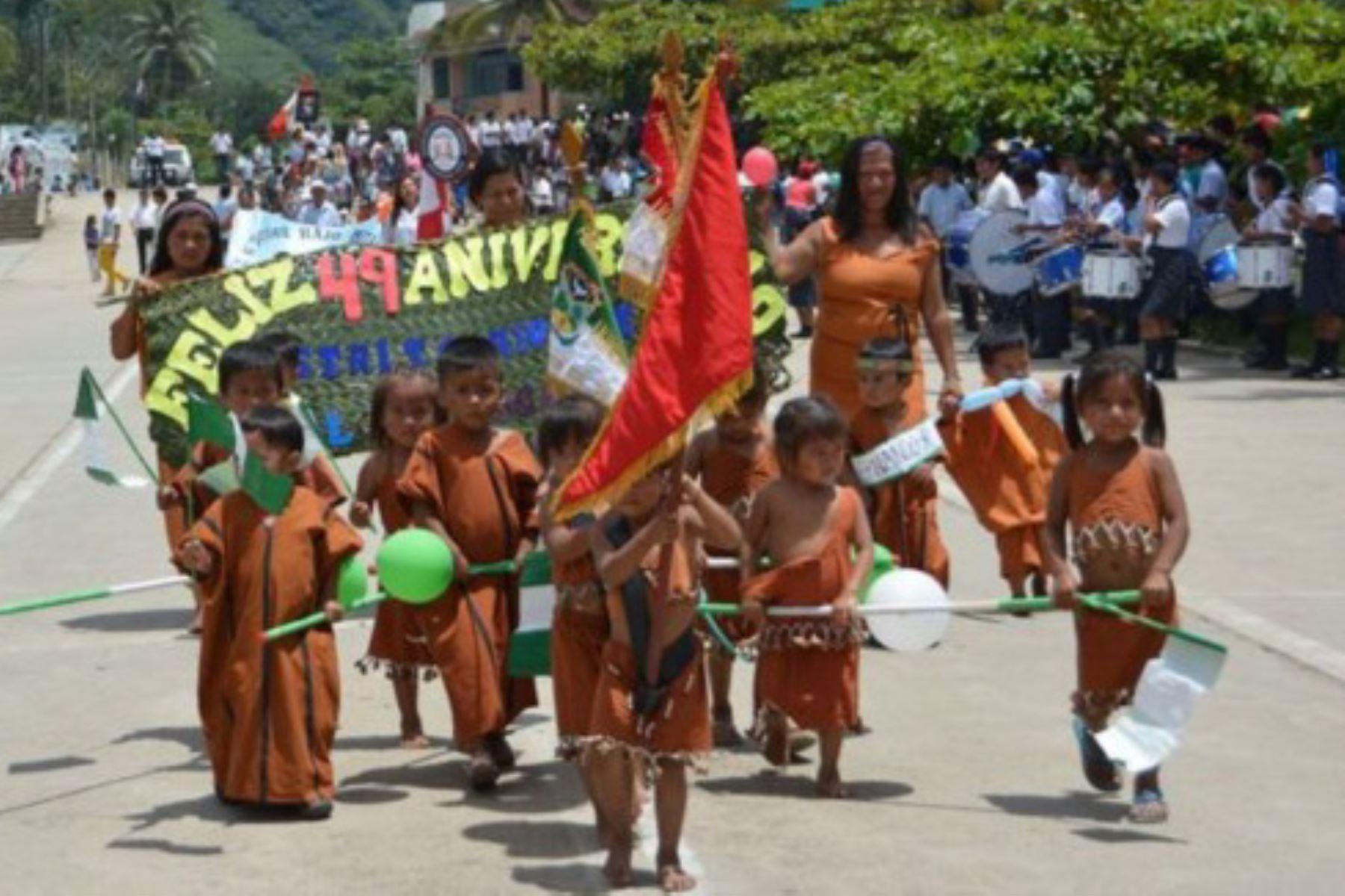 Distrito de Río Tambo proyecta recibir más de 5,000 visitantes en festividad ecoturística.