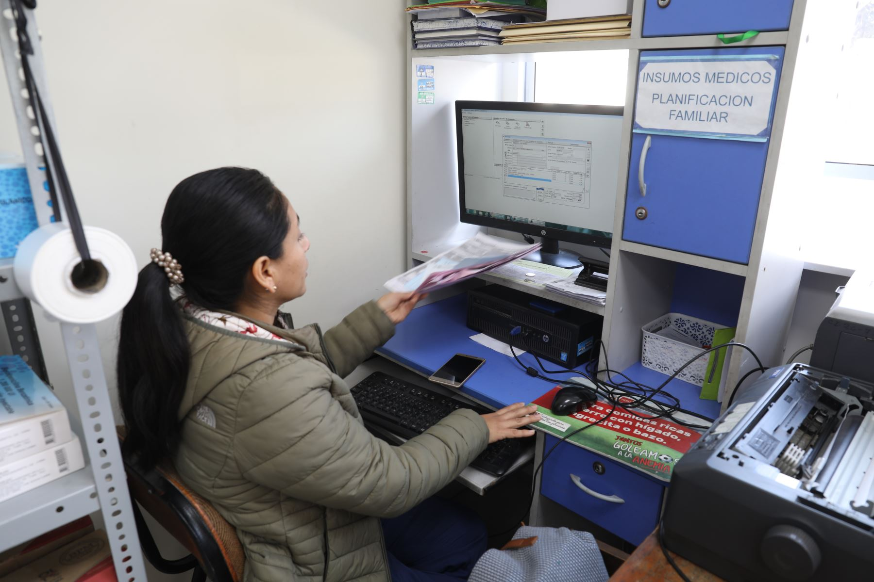 Ministra de Salud Zulema Tomás inauguró el Centro Materno Infantil (CMI) Santa Anita y anuncio la nueva infraestructura, equipamiento y amplió el servicio de 227 centros y puestos de salud en Lima Metropolitana con una inversión de casi 28 millones de soles.Foto.ANDINA/MINSA