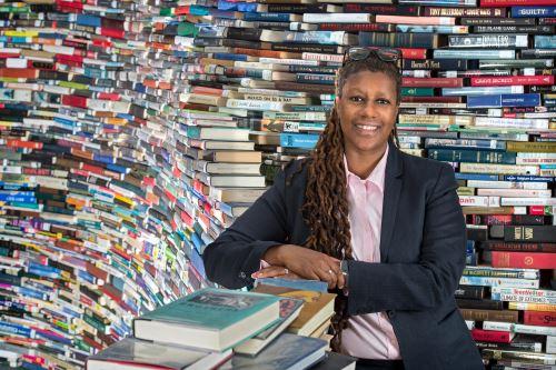 Skye Patrick, directora de la biblioteca del condado de Los Ángeles, nombrada Bibliotecaria del Año 2019, llega a la FIL como una de las invitadas.