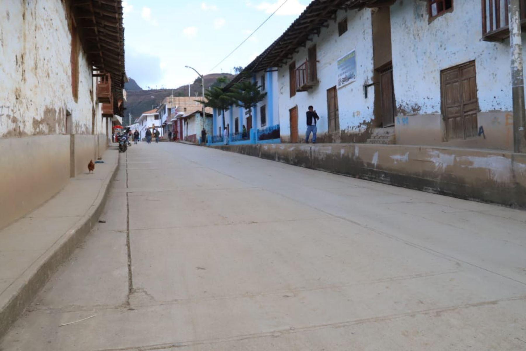 La Autoridad para la Reconstrucción con Cambios (ARCC) verificó obras concluidas y por terminarse en los distritos de Ichocán y Chetilla, en las provincias de San Marcos y de Cajamarca,