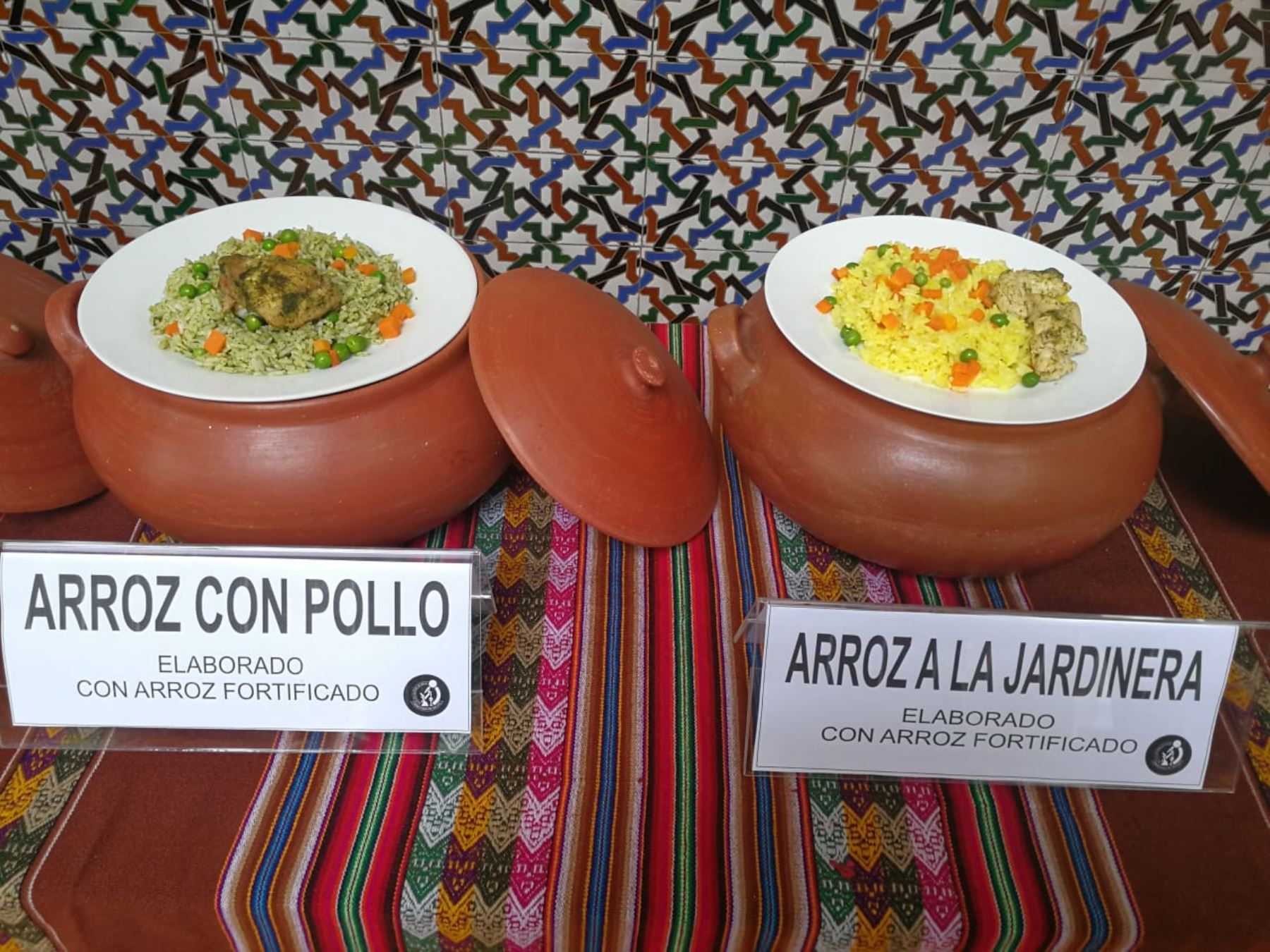 Este año la compra de este tipo de arroz es obligatoria para las entidades del Estado. Foto: Cortesía