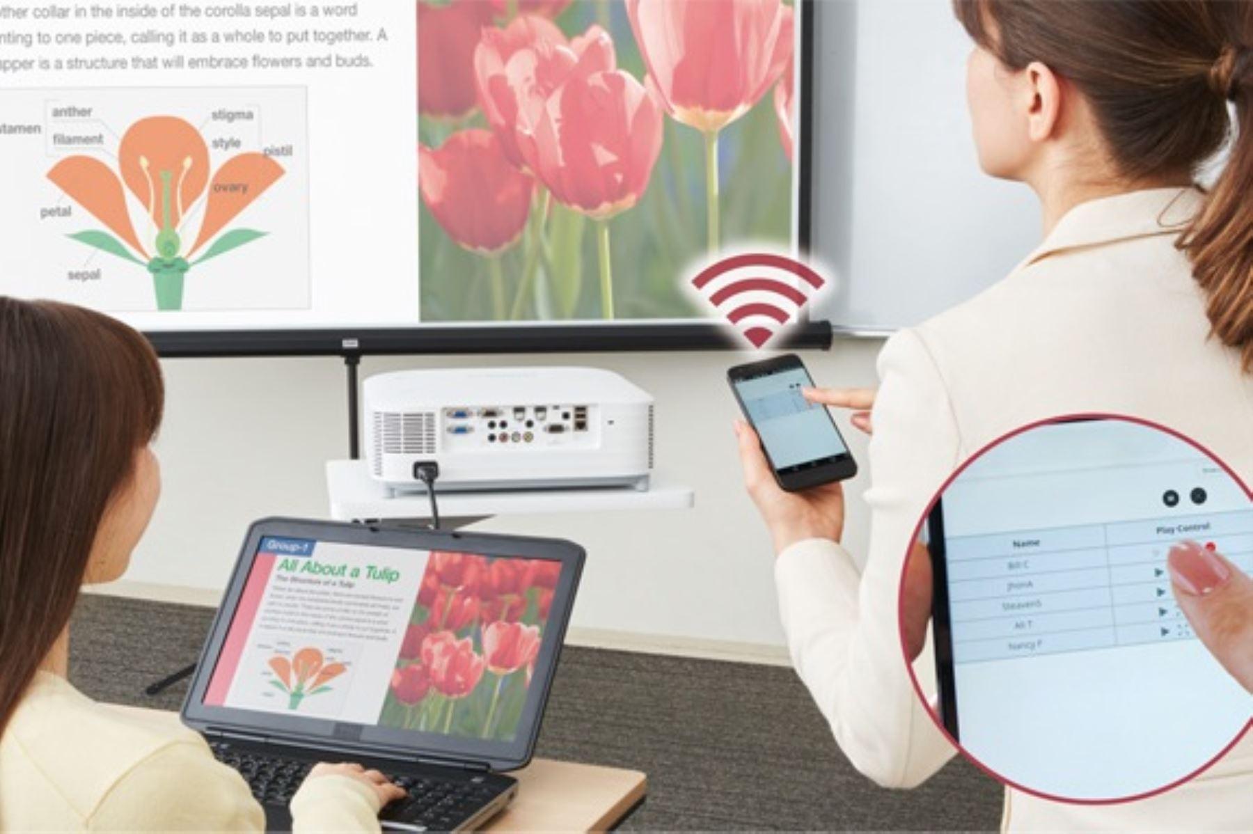Impulsan tecnología amigable con el ambiente para la educación del futuro. Foto: ANDINA/Difusión.