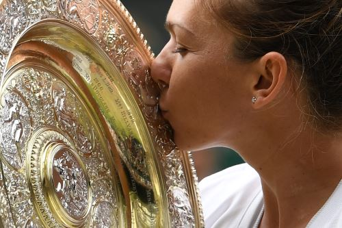 Simona Halep derrota a Serena Williams y se proclama campeona de Wimbledon