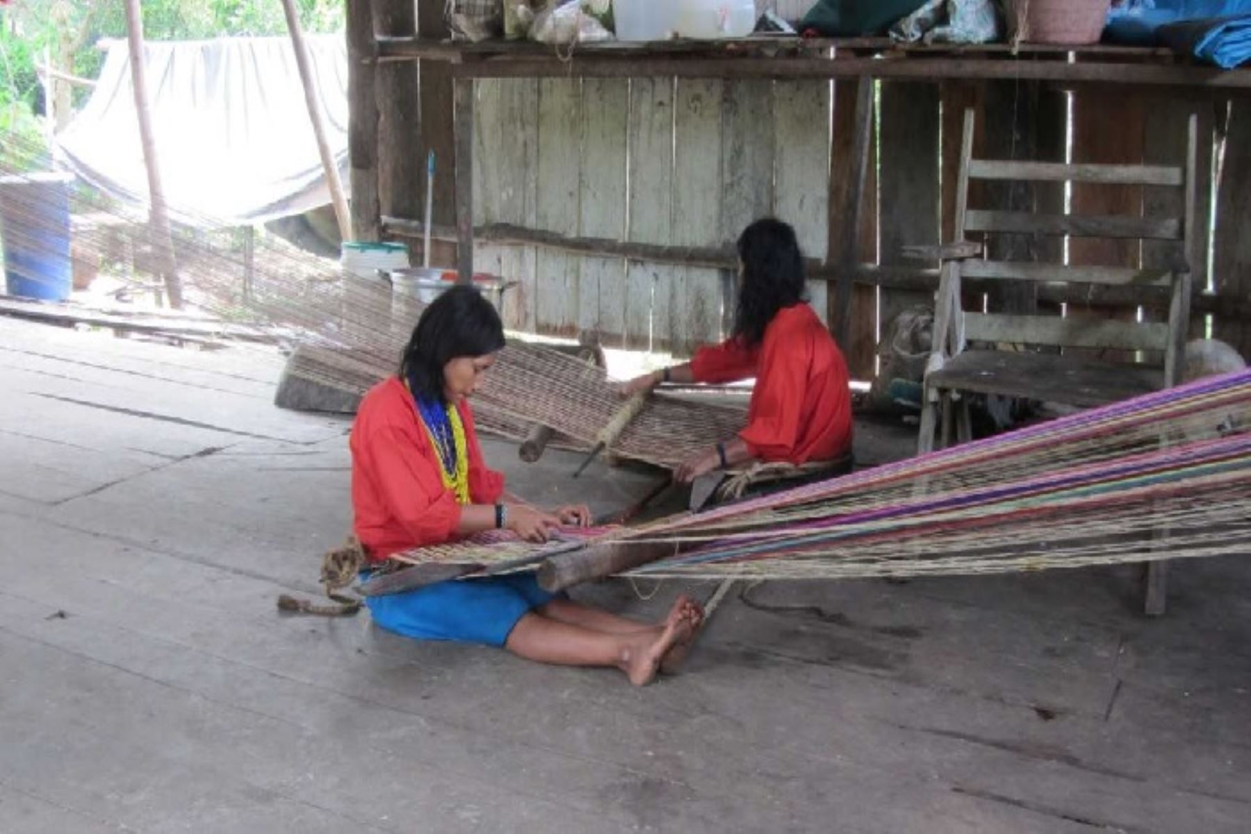 El Ministerio de Cultura declaró como Patrimonio Cultural de la Nación a los conocimientos, saberes y técnicas asociados al tejido del cachiguango o ela, práctica tradicional del pueblo urarina, asentado en el departamento de Loreto.