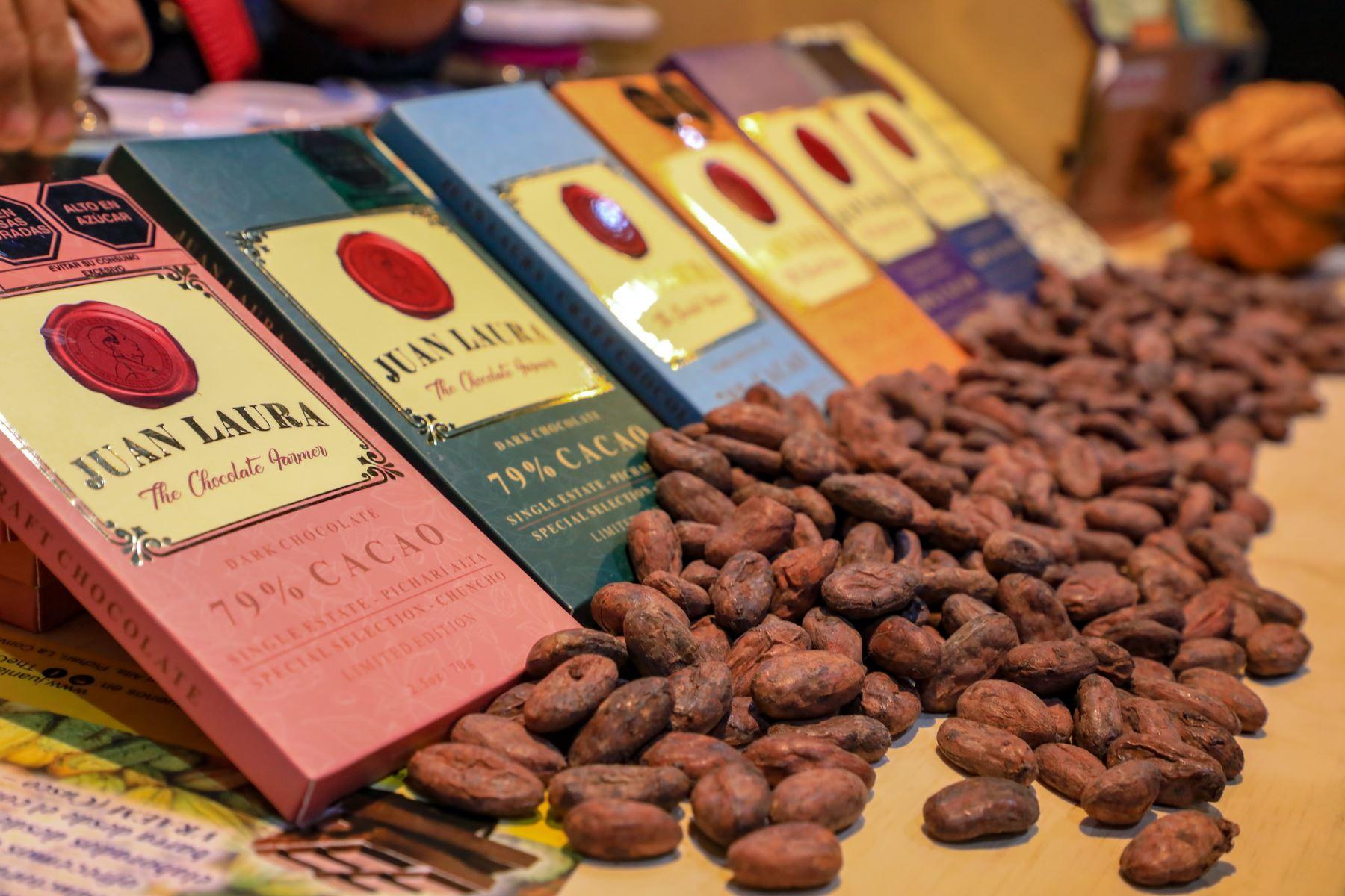 Salón del Cacao y Chocolate 2020: plataforma virtual superó el 50 ...