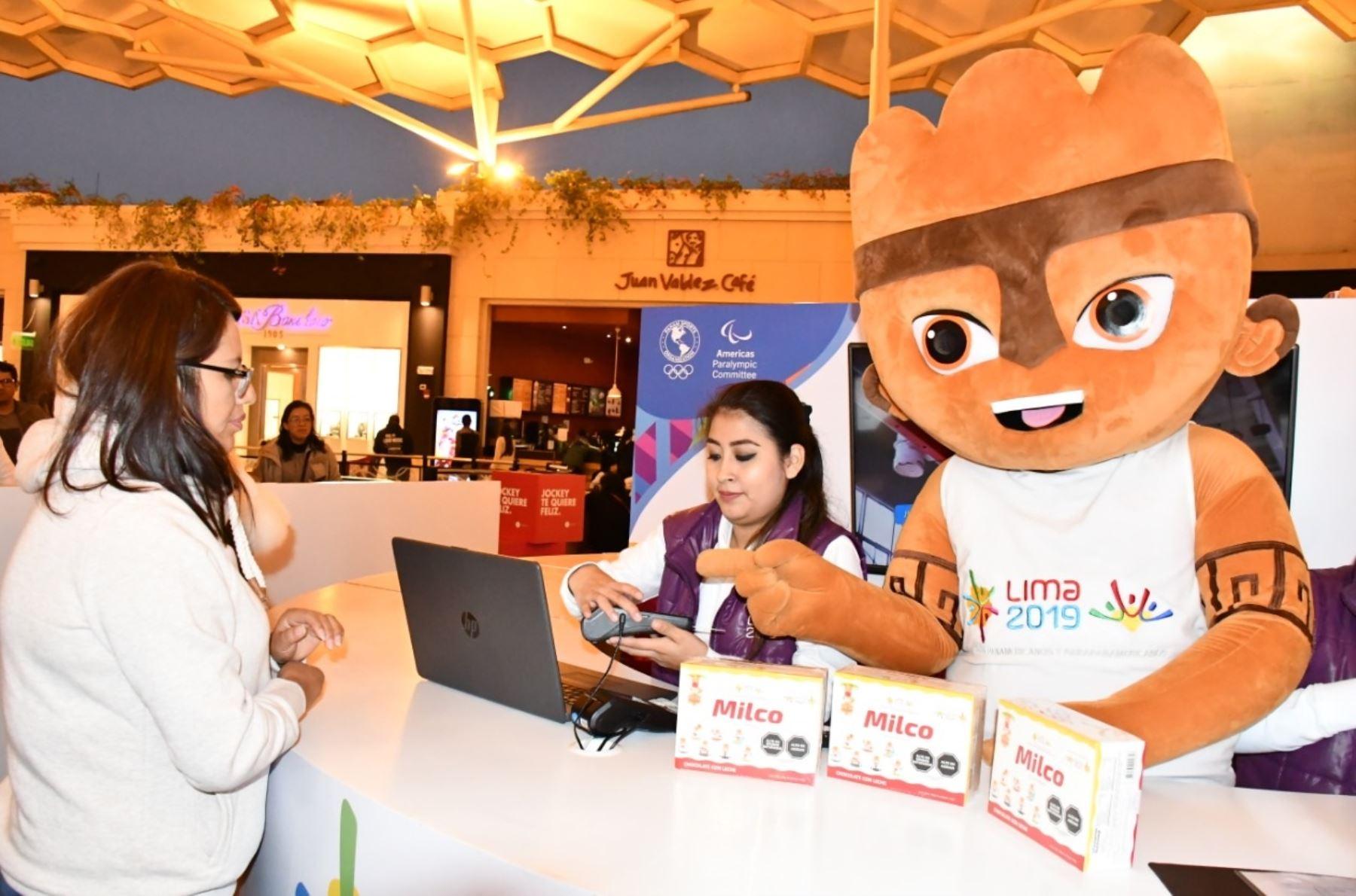Lima 2019 Instala Módulo De Ventas De Entradas En El Jockey