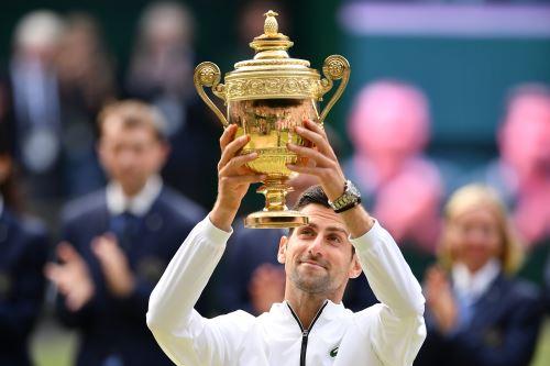 Djokovic se corona campeón de Wimbledon 2019 al derrotar a Federer