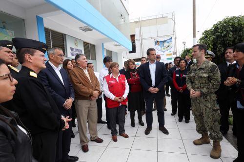 Operación Hermandad: Clausuran misión de asistencia médica organizada por las Marinas de Guerra del Perú y EE.UU