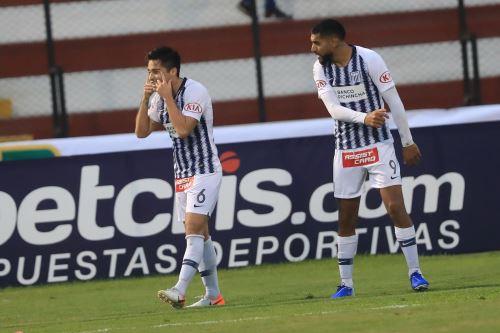 Alianza Lima derrotó al Sport Boys por dos tantos a uno en el Callao
