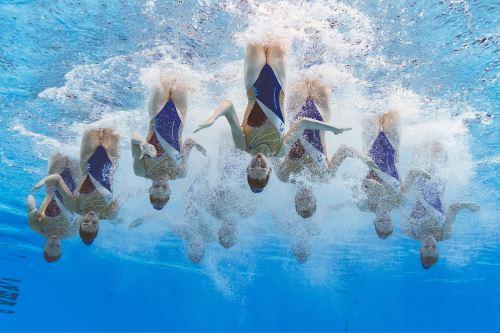 Campeonato Mundial de Natación en Corea del Sur