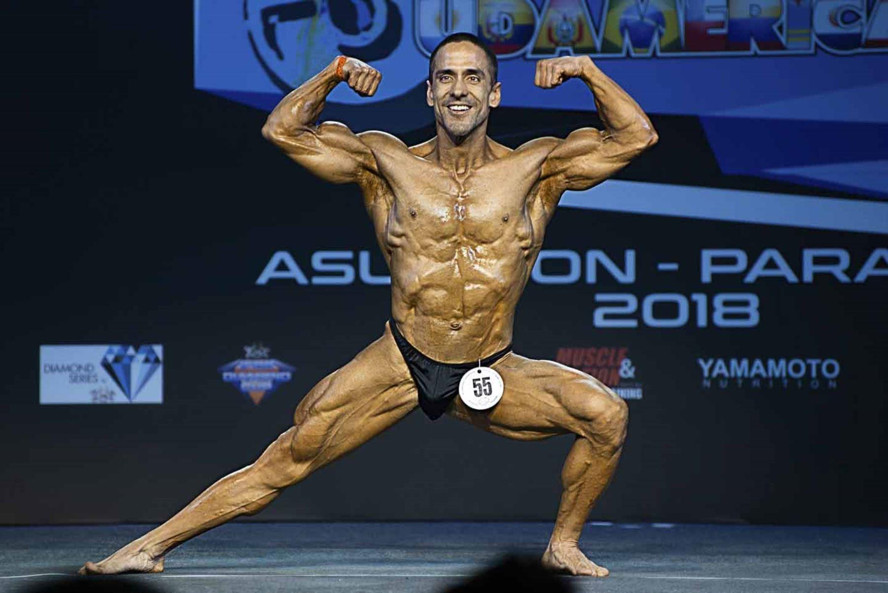 Francisco Rodríguez buscará la medalla de oro en Lima 2019