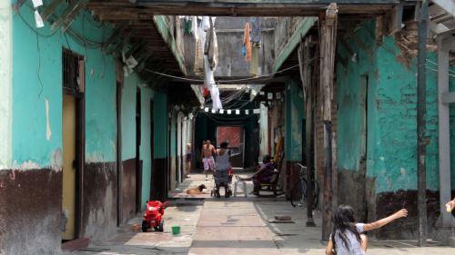 """Escena de """"Mi Barrios Altos Querido"""", del documentalista Jimmy Valdivieso. Imagen: Cortesía"""