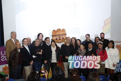 Artistas y cantantes que participarán en los Juegos Panamericanos Lima 2019