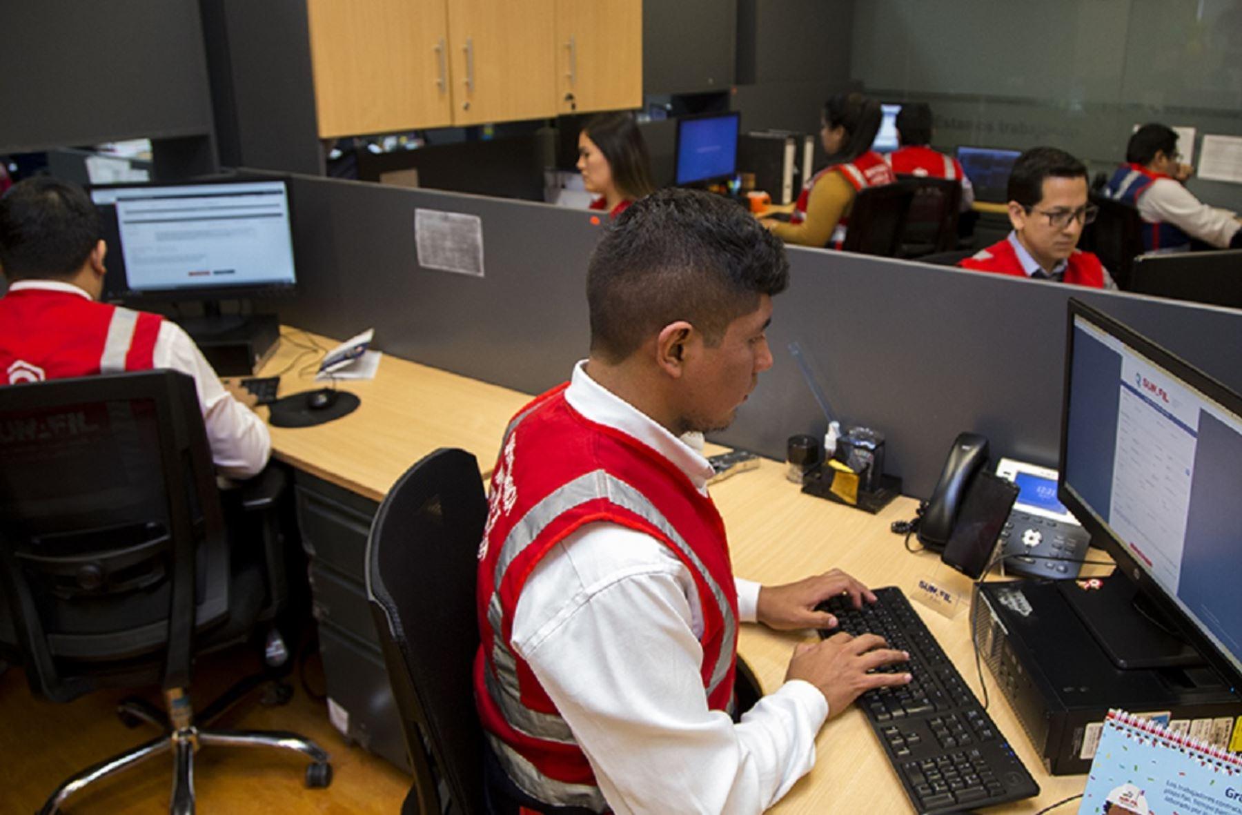 """Atención de consultas laborales virtuales """"Sunafil responde"""". Foto: Cortesía."""