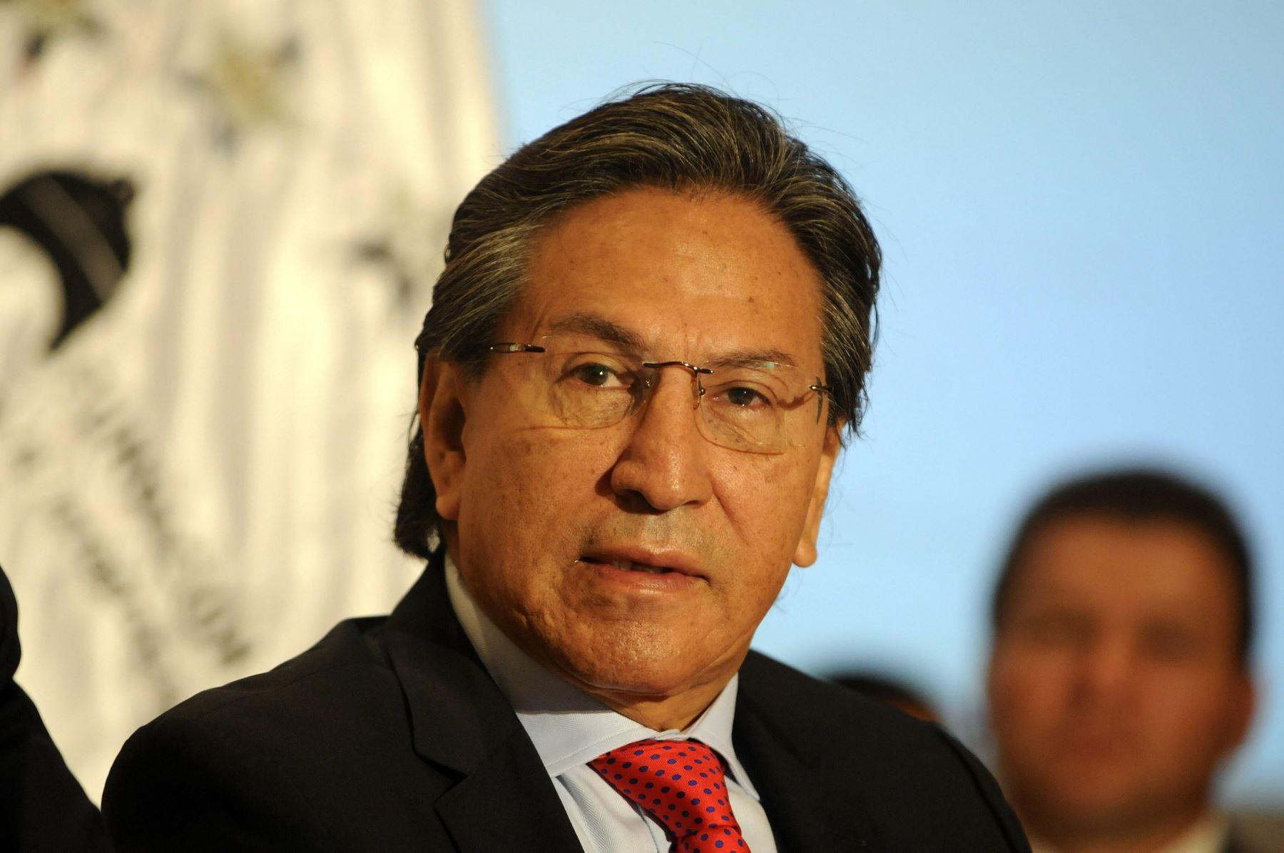 Alejandro Toledo: juez evaluará hoy apelación contra libertad bajo fianza - Agencia Andina