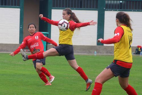 Lima 2019: Panamericanos será el punto de quiebre para el fútbol femenino peruano