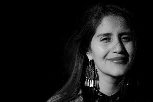 Esritora chilena Daniela Catrileo. Foto: ANDINA/Difusión