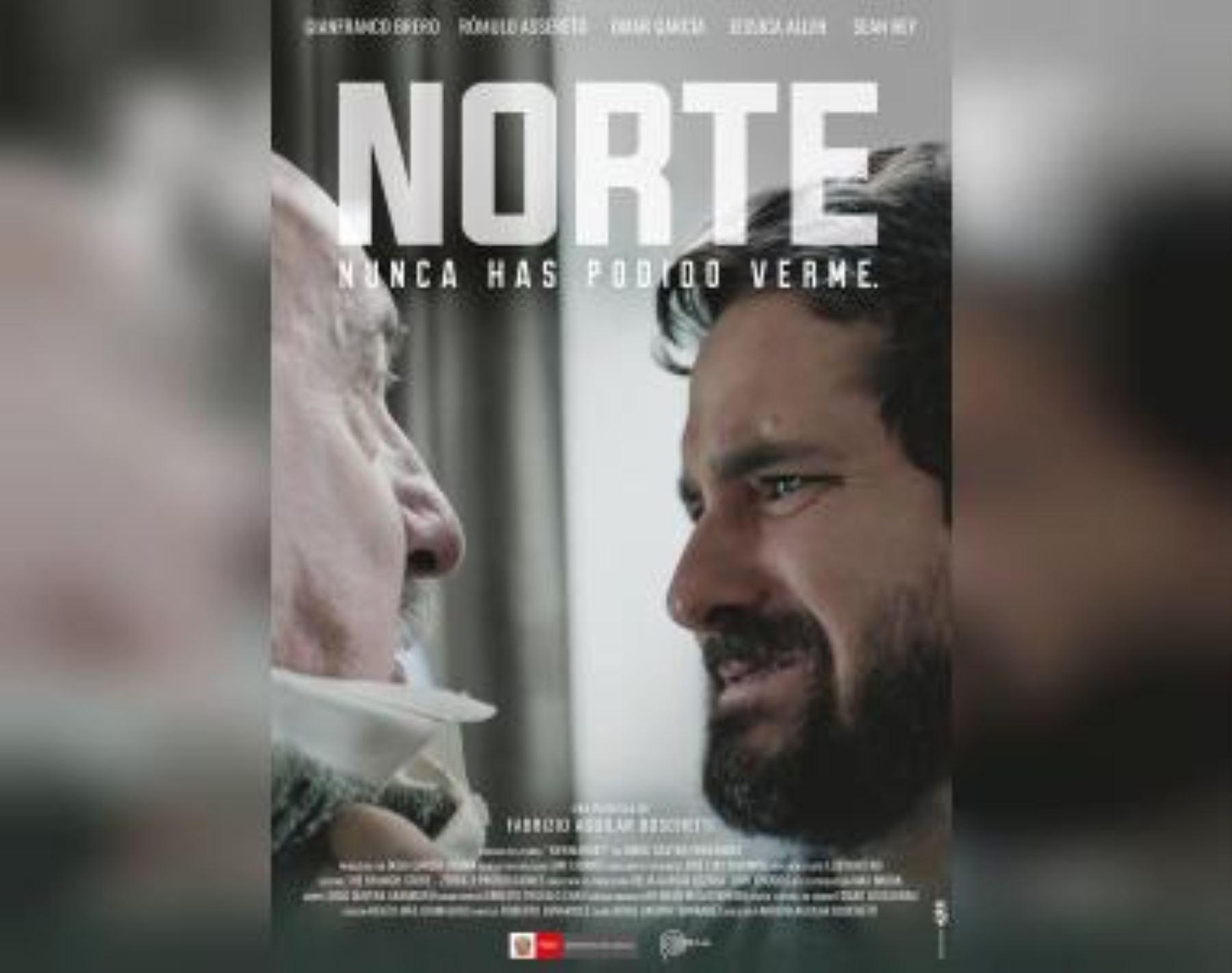 """Película peruana """"Norte"""" fue rodada en Canadá."""