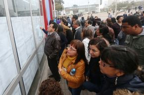 Minedu: más de 230,000 profesores rendirán evaluación para nombramientos. Foto: ANDINA/Difusión.