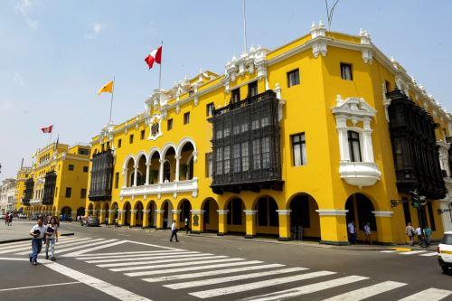 Municipio de Lima crea oficina de integridad para luchar contra la corrupción. Foto: ANDINA/Difusión.