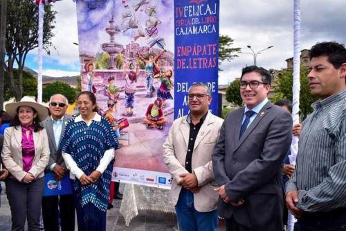 La IV Feria del Libro de Cajamarca reunirá a 19 casas editoras y librerías nacionales, informaron las instituciones organizadoras.