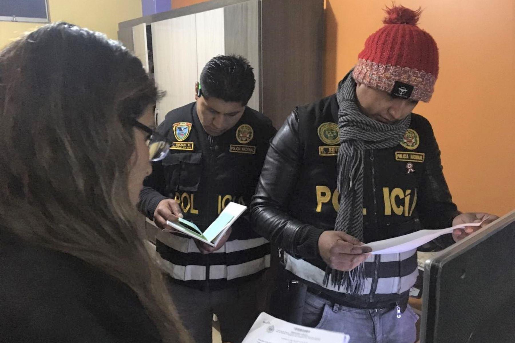 Fiscalía de Puno allana 7 inmuebles por investigación a exalcalde de Azángaro, Efraín Murillo Quispe.