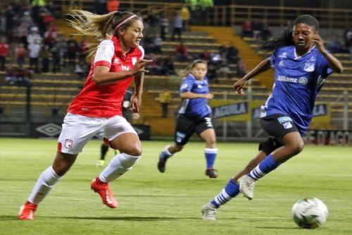 El debut de Fabiola Herrera en la Liga Femenina de Colombia