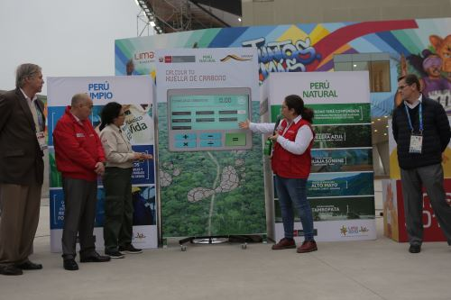 Lima 2019 y el Ministerio del Ambiente presentaron las acciones ambientales de los XVIII Juegos Panamericanos