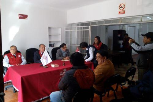 El Jurado Electoral Especial (JEE) de Ica declaró de oficio la nulidad de las Elecciones Municipales Complementarias en el distrito de Chipao (Ayacucho).