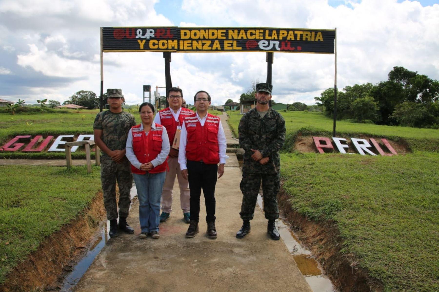Midis supervisa gestión de programas sociales que se brindan en zonas de frontera