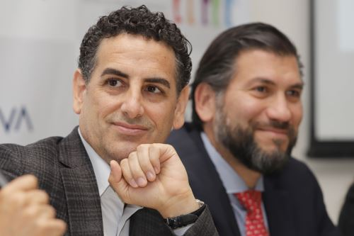 Conferencia de prensa de Juan Diego Florez